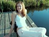 Usměvavá dívka natočí své první porno