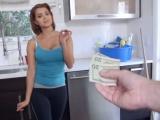 Uklizečka udělá za peníze všechno