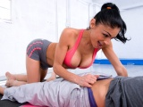 Fitness trenérka mu dala soukromou lekci