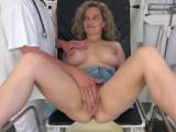 Gynekolog oprcá pacientku #3 – české porno