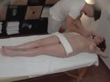 Skrytá kamera v masérském salónu #2 – české porno