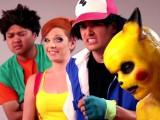 Pokémoni – porno parodie