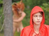 Červená Karkulka a nadržený vlk