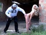 Erotické focení zakončí venkovním jebáním