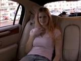 Nadržený týpek balí ženský na limuzínu – české porno