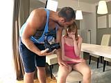Fotograf ojede mladou Němku