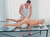 Přes masáž až k zásunu – české porno