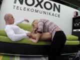 Asistentka uvolní vynervovaného šéfa – české porno