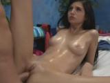 Žhavá osmnáctka si užila masáž i následný sex #7