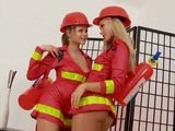 Požárnice uhasí své lesbické choutky