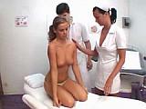 Prohlídka ženy na české gynekologii #6