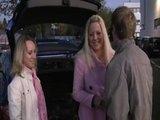 Německé blondýnky vykouří chlápka na parkovišti