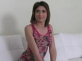 Maggie z Příbrami na porno castingu