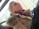Český holky z ulice – Adéla sbalená v autobuse