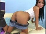 Sexy teenka na svém prvním porno castingu #2