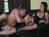 Ženská agentka testuje kluka na porno castingu #4 (CZ)