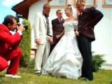 Pět chlápků oprcá nadrženou nevěstu – české porno