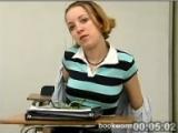 Nadržená šprtka šuká s učitelem – Ashley Jessop #2