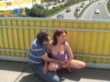 Sexuální dobrodružství na veřejnosti – české porno