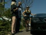 Dopravní policistky potrestají řidiče