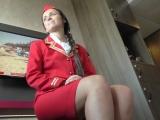 Česká letuška Kristýna si buduje kariéru