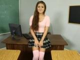 Jebačka se studentkou přímo ve třídě