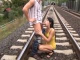 Sexuální dobrodružství u kolejí